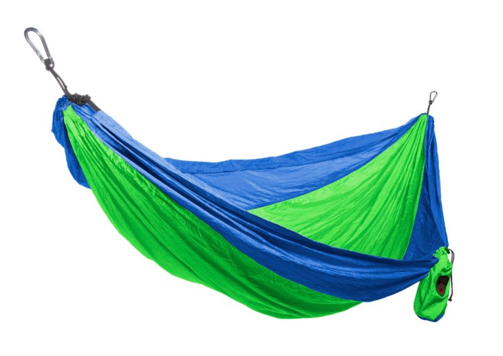 top 10 hammocks for camping Grand Trunk Single Parachute Nylon Hammock