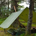 waterproof camping tarps for hiking