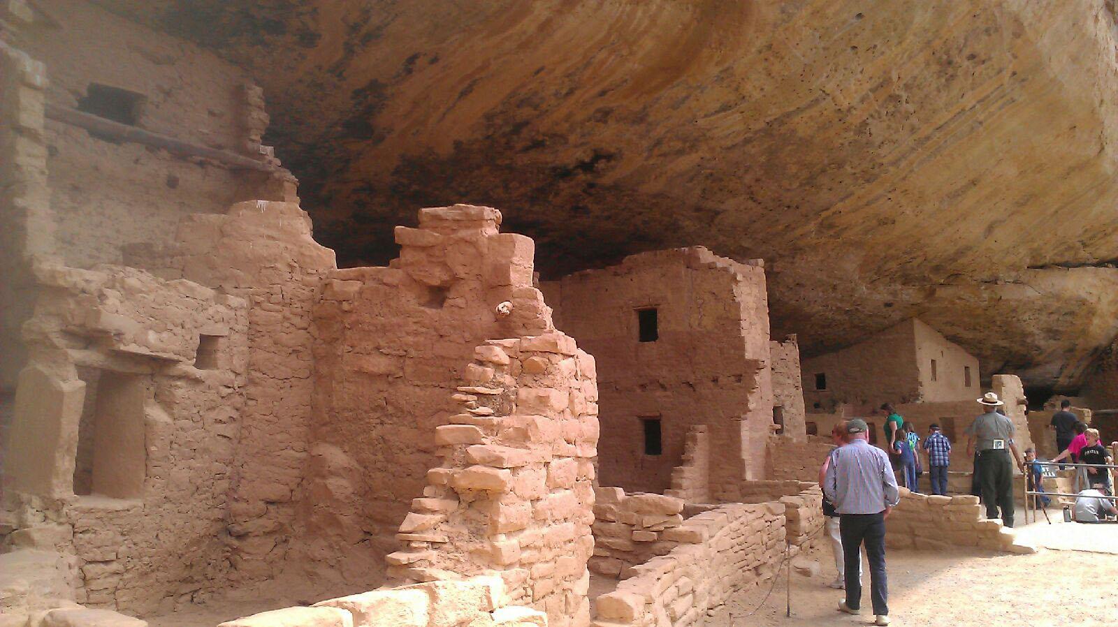 Ancient Tours - Ancestral Pueblo Dwelling, Mesa Verde