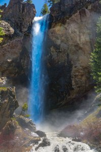 Beautiful Waterfall in Pagosa Springs