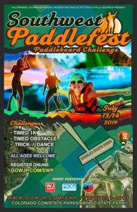Southwest Paddlefest Flyer