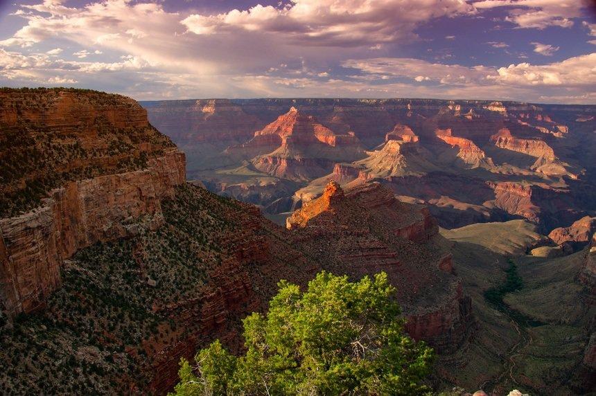 North Rim Grand Canyon Area