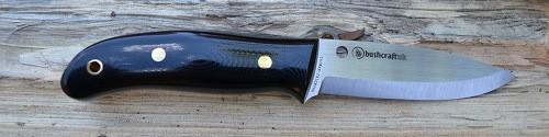 Spyderco G-10 Bushcraft Knife