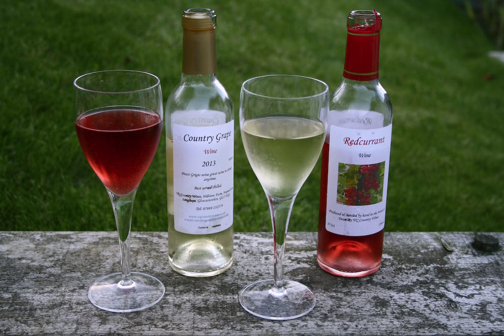 country wines