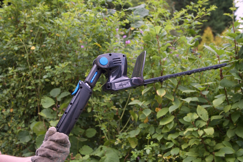 hedge trimmer extendable