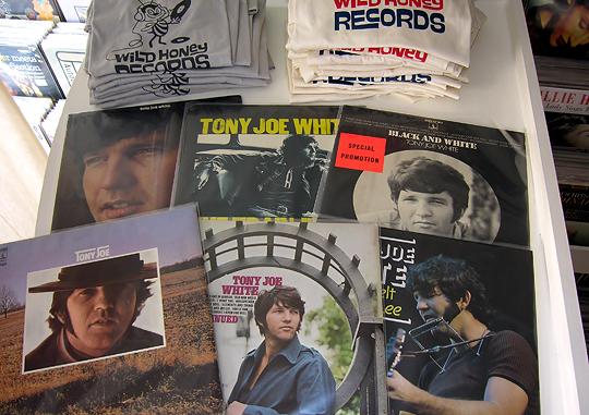 vintage vinyl by Tony Joe White