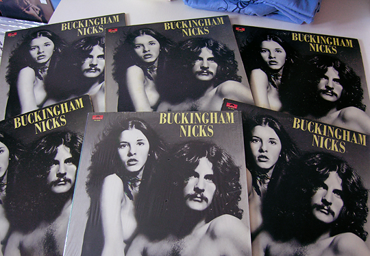buckingham nicks vinyl lp at wild honey records