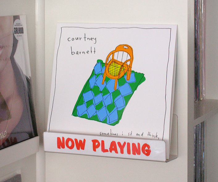 Courtney Barnett vinyl