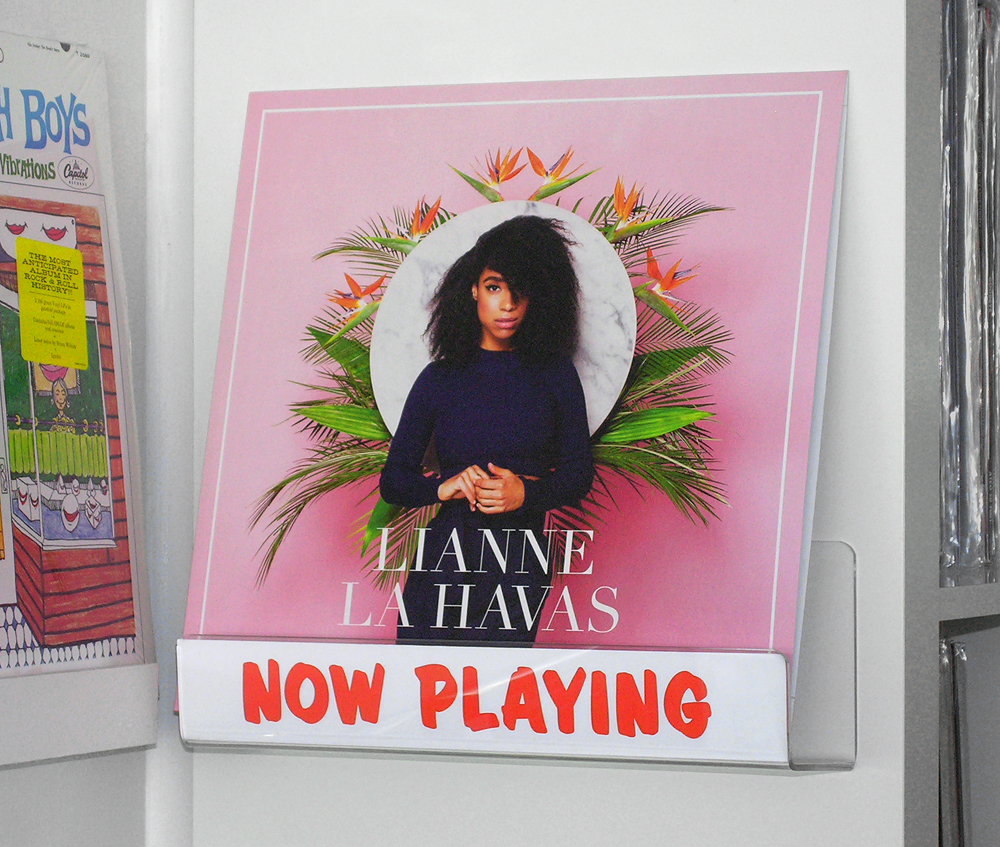 Lianne La Havas Blood vinyl LP