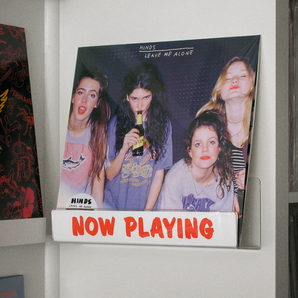 HINDS_leave_me_alone_now_playing_vinyl_wild_honey_records_knoxville_tennessee_record_store