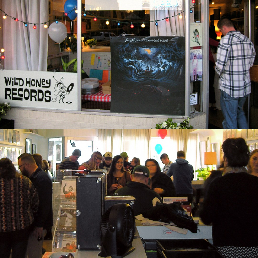 sturgill_simpson_listening_party_wild_honey_records_2016_record_store_knoxville_tennessee