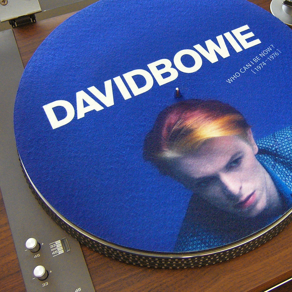 David_Bowie_slipmat_vinyl_wild_honey_records_knoxville_tennessee_record_store