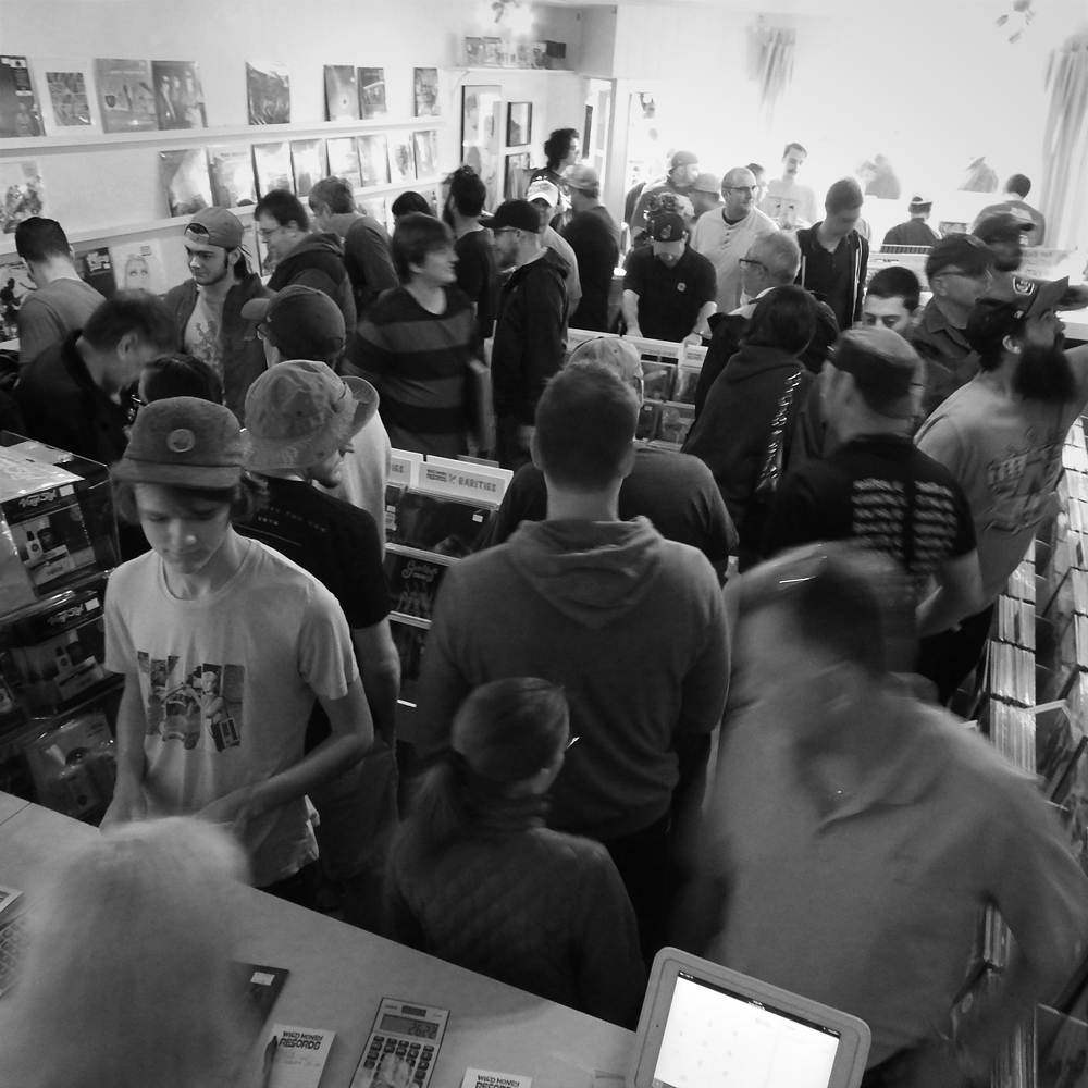 Record Store Day 2017 at Wild Honey Records!