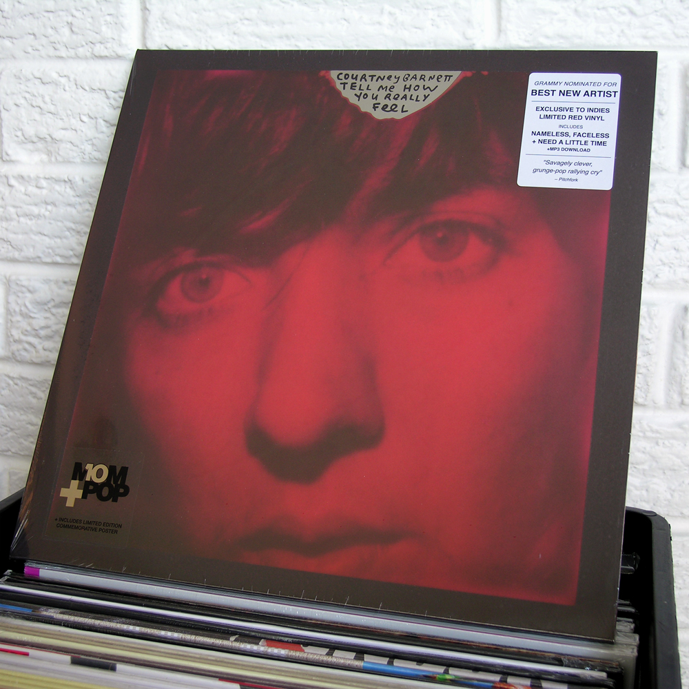knoxville record store vinyl Courtney Barnett