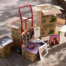 sell vinyl records in Knoxville - we buy vinyl records