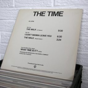23-THE-TIME-the-walk-vinyl