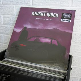 Record Store Day 2019 KNIGHT RIDER