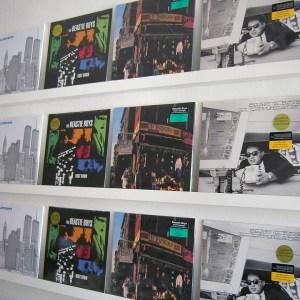 new reissues of Beastie Boys on colored vinyl