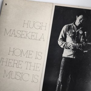 Hugh Masekela LP