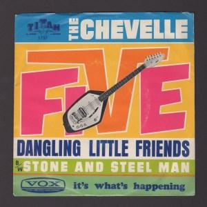THE CHEVELLE FIVE 45