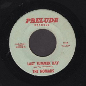 THE NOMADS 45