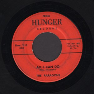 THE PARAGONS 45