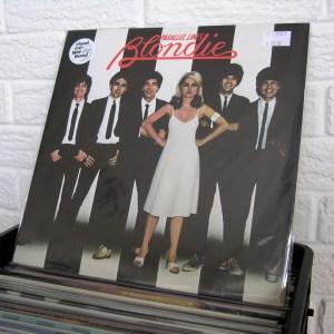 BLONDIE vinyl record