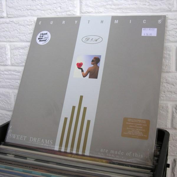 EURYTHMICS vinyl record