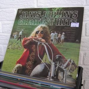 JANIS JOPLIN vinyl record