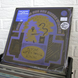 KING GIZZARD AND THE LIZARD WIZARD vinyl record