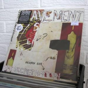 PAVEMENT vinyl record