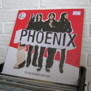 PHOENIX vinyl record