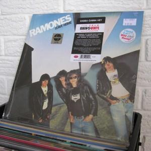 RAMONES vinyl record - new