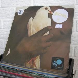 SANTANA vinyl record - new