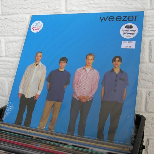 WEEZER vinyl record - new