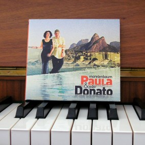 PAULA MORENLENBAUM AND JOAO DONATO agua CD