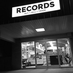 Oak Ridge Record Store