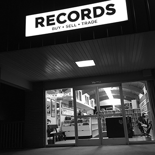 Oak Ridge Record Store