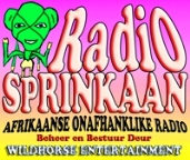 Listen To South African Afrikaans Independent Artists Radio