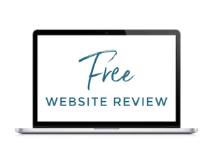 Free website review image