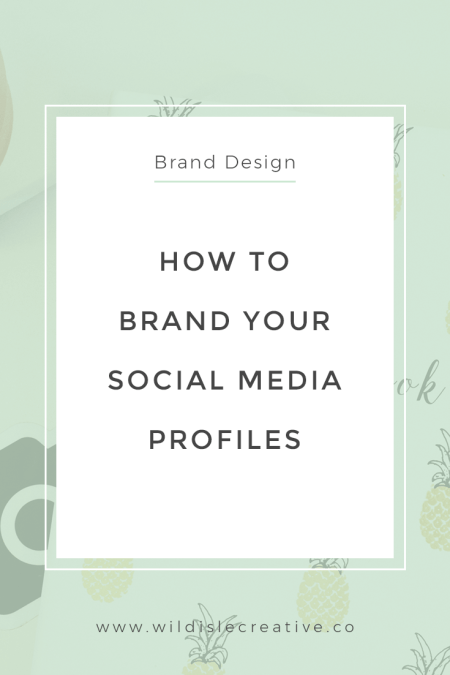 How to improve your social media branding
