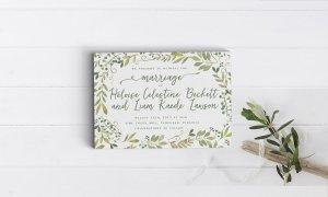 Fairy Garden Basic Wedding Suite
