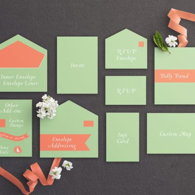 Wedding Anatomy 101: The Anatomy of a Wedding Suite