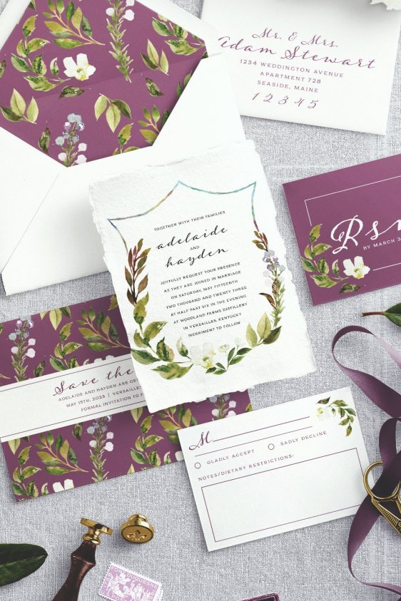 1 Floral Crest Suite - Angle 1 - suite-005-wedding-collection