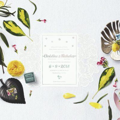 Pastel Hawaiian Dream Wedding