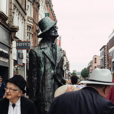 WJW – Bloomsday in Dublin