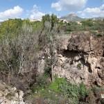 Ruta del agua de Chelva. Las cuevas del Montecico