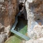 Excursión al Cañón de los Arcos en Calomarde