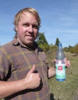 Arbeit macht durstig©Wildland-Stiftung Bayern