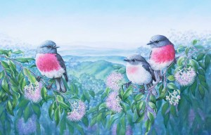 Rose Robins